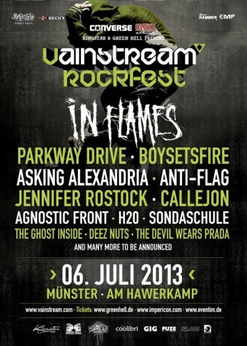 Vainstream 2013