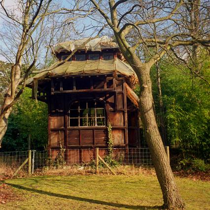 Jardin d'agronomie tropicale. Bois de Vincennes
