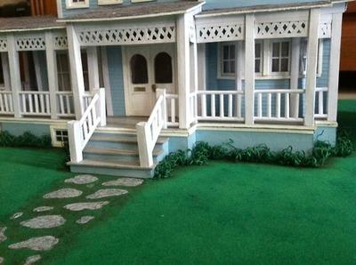Lorelai Gilmore's house, made by (c) Bruna Salvador Conforto