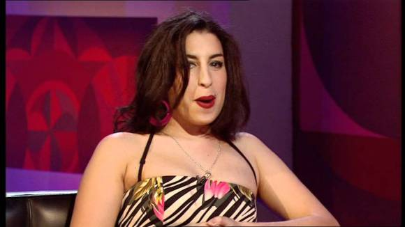Amy bei Jonathan Ross